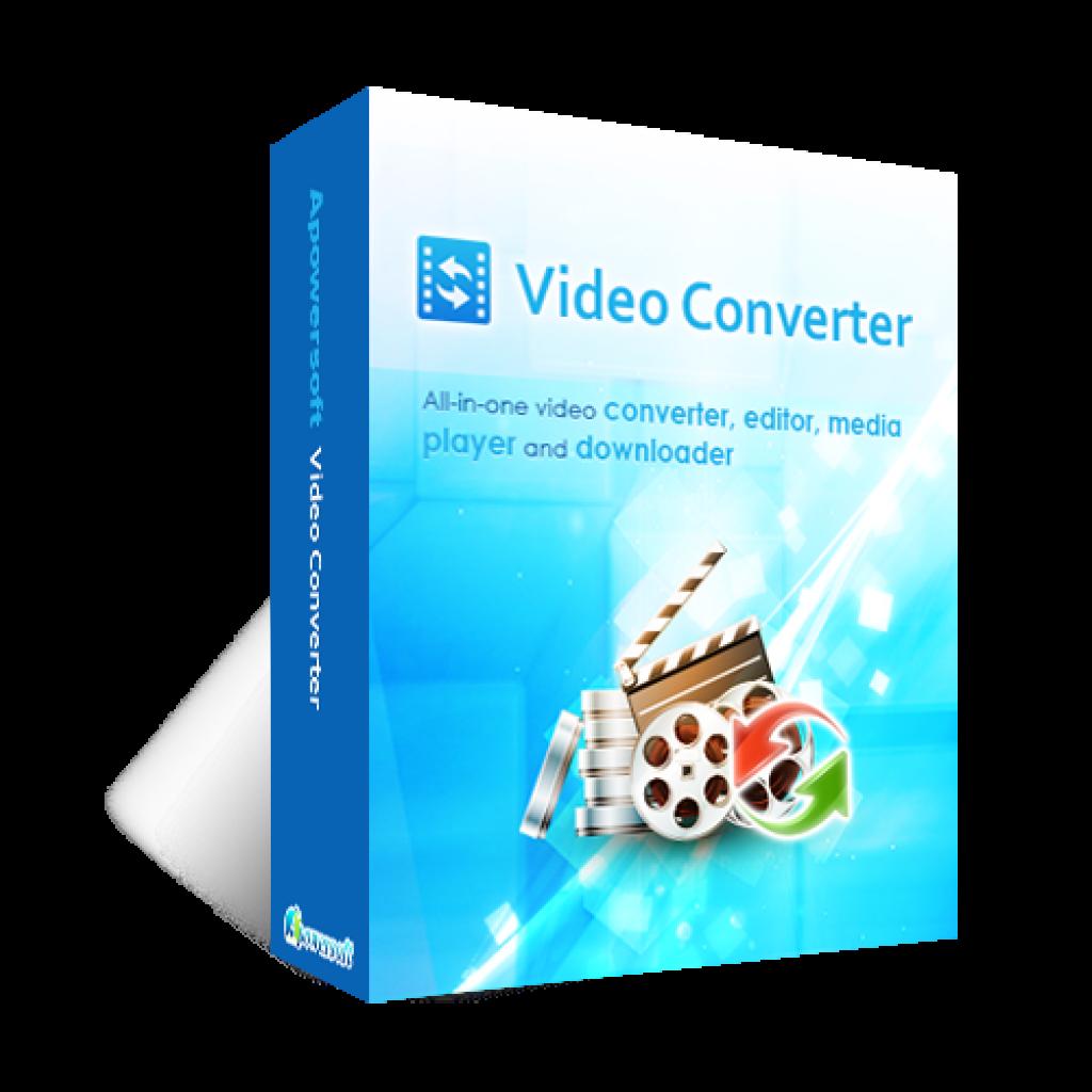 Apowersoft Video Converter Studio 4.8.4.24 + Activation Code