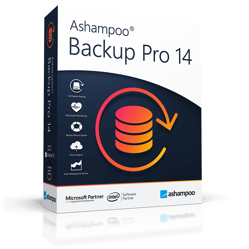 Ashampoo Backup Pro 15.03 Crack With Activation Key Latest 2021