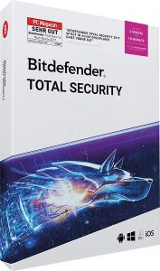 Bitdefender Total Security 2021 25.0.19.73 Crack With Activation Code