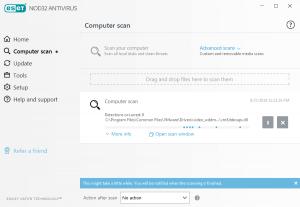 ESET NOD32 Antivirus 14.0.22.0 Crack + License Key 2021 (Lifetime)