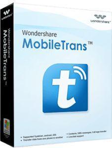 Wondershare MobileTrans Crack 8.1.0 Keygen Registration Code 2021