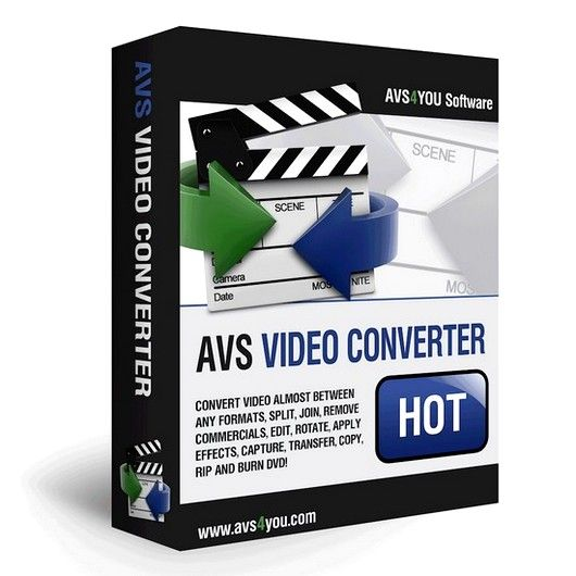 AVS Video Converter 12.1.2.669 Crack + Activation Code 2021
