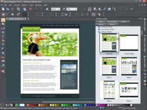 Xara Designer Pro X 17.1.0.60415 Crack + Key (x64) Torrent 2021