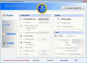 ScreenHunter Pro 7.0.1111 Crack + Serial Key 2020 Free Download