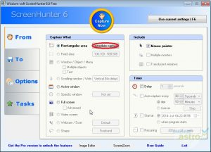 ScreenHunter Pro 7.0.1131 Crack + License Key [Latest 2021]