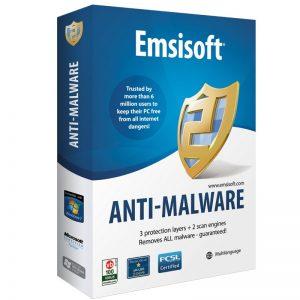 Emsisoft Anti-Malware 2021.6.0.10992 Crack + License Key Full Version