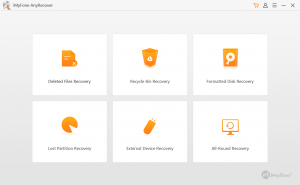 iMyFone AnyRecover 4.6.0 Crack + Serial Key (Mac/Win) Latest 2021