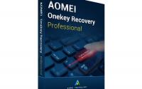 AOMEI OneKey Recovery Professional 1.6.4 Crack + Keygen Latest 2021